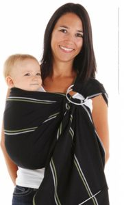 Jazz Ring Sling in Use