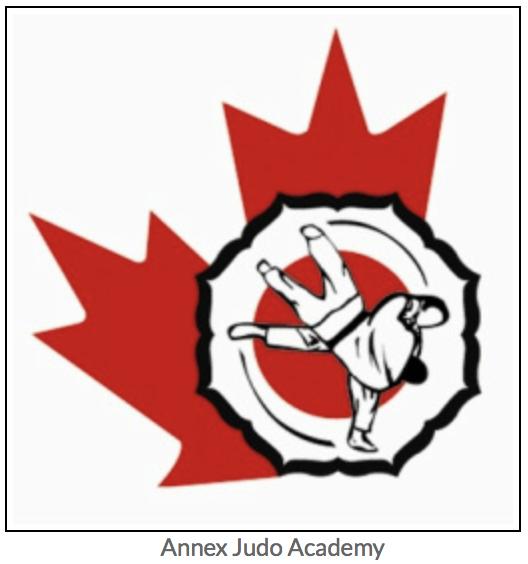 Judo Academy Logo