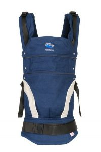 Royal Blue Manduca PureCotton carrier