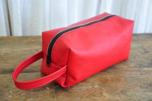 Pink Toiletry Bag