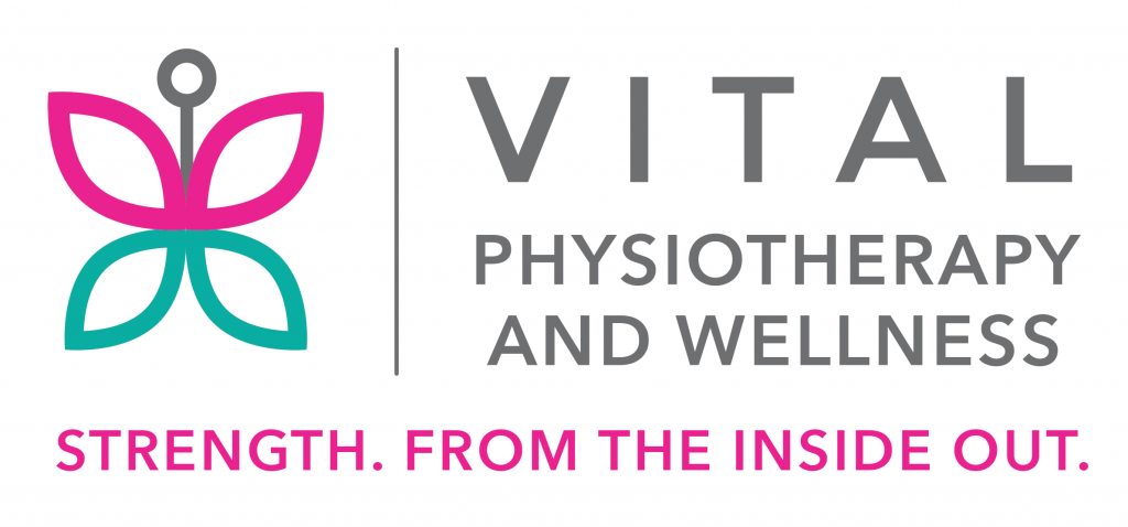 Vital Physio Therapy Logo