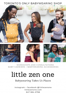 Little Zone One Consult Poster