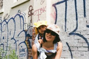 Summery Babywearing Tips - Carry Me Close Toronto