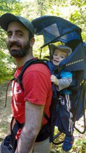 Summery Babywearing Tips - Carry Me Close Toronto