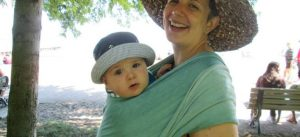 Summer Babywearing Tips - Carry Me Close Toronto